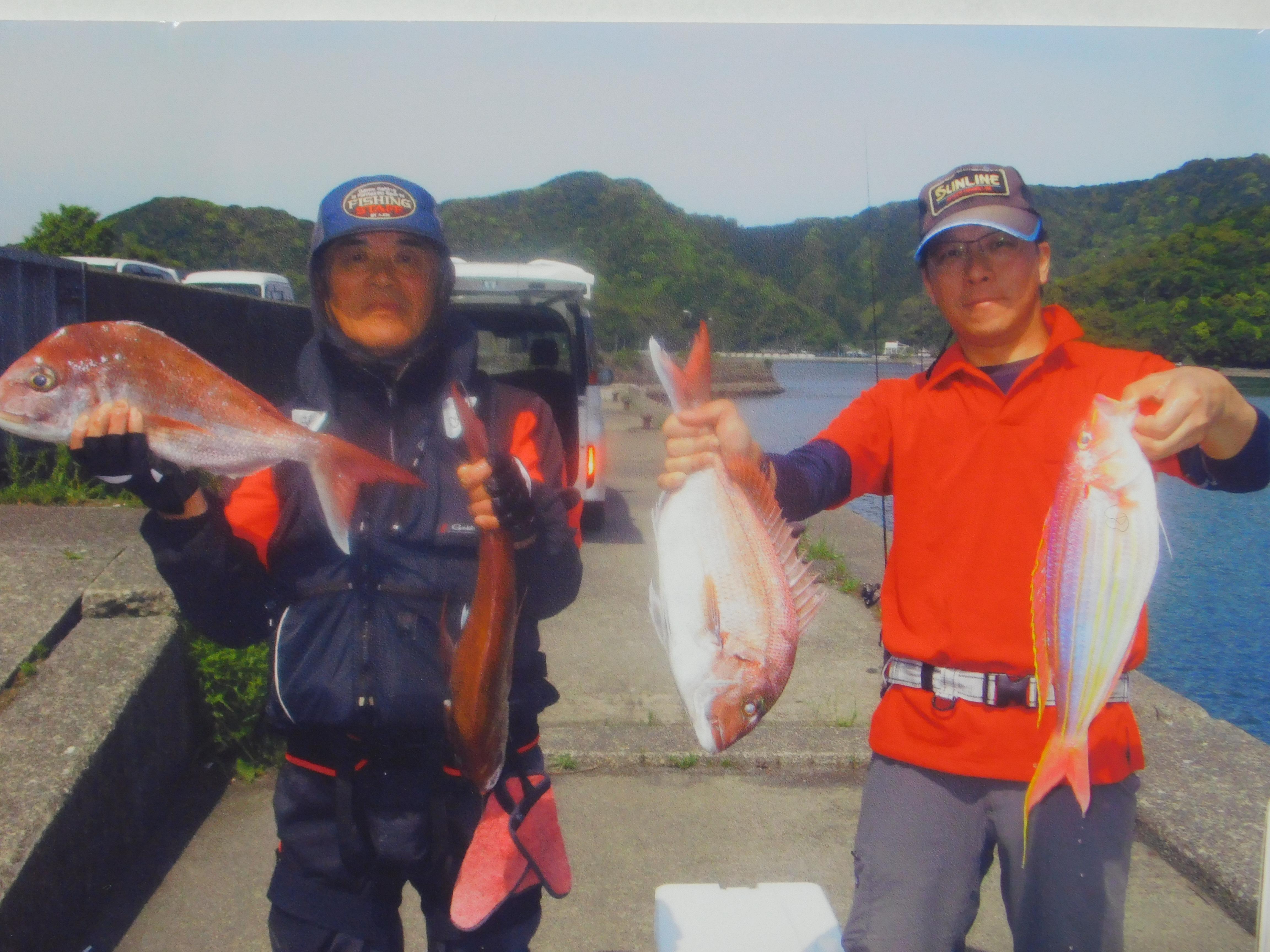 前田 義和・松本 健太郎