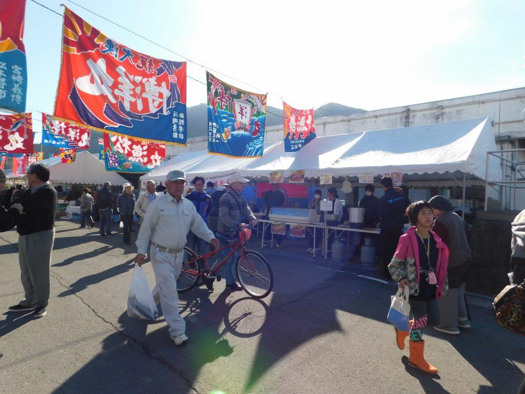須崎魚祭り